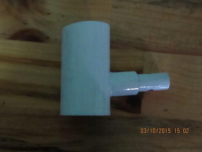 ống Chân sắt
